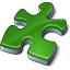 Component Green Icon 64x64