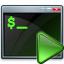 Console Run Icon 64x64