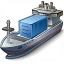 Containership Icon 64x64
