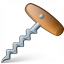Corkscrew Icon 64x64