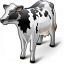 Cow Icon 64x64