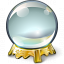 Crystal Ball Icon 64x64