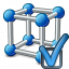 Cube Molecule Preferences Icon 64x64