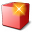 Cube Red New Icon 64x64