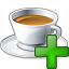 Cup Add Icon 64x64