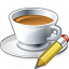 Cup Edit Icon 64x64