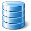 Data Blue Icon 64x64