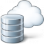 Data Cloud Icon 64x64