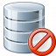 Data Forbidden Icon 64x64