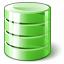 Data Green Icon 64x64