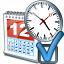 Date Time Preferences Icon 64x64