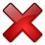 Delete Icon 64x64