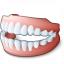 Denture Icon 64x64