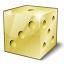 Die Gold Icon 64x64