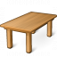 Dining Table Icon 64x64