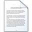 Document Icon 64x64