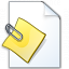 Document Attachment Icon 64x64