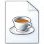 Document Cup Icon 64x64