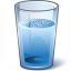 Drink Blue Icon 64x64