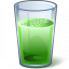 Drink Green Icon 64x64