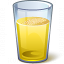 Drink Yellow Icon 64x64