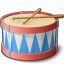 Drum Icon 64x64