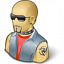 Dude Icon 64x64
