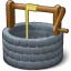Dug Well Icon 64x64