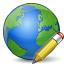Earth Edit Icon 64x64