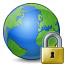 Earth Lock Icon 64x64