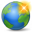 Earth New Icon 64x64