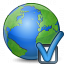 Earth Preferences Icon 64x64