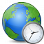 Earth Time Icon 64x64