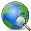 Earth View Icon 64x64
