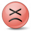 Emoticon Angry Icon 64x64