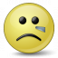 Emoticon Cry Icon 64x64