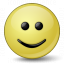 Emoticon Smile Icon 64x64