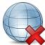 Environment Delete Icon 64x64