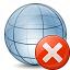 Environment Error Icon 64x64