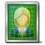 Face Scan Icon 64x64