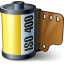 Film Cartridge Icon 64x64