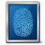 Fingerprint Icon 64x64