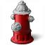 Fire Hydrant Icon 64x64