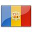 Flag Andorra Icon 64x64