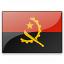 Flag Angola Icon 64x64