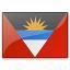 Flag Antigua And Barbuda Icon 64x64