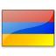 Flag Armenia Icon 64x64