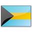 Flag Bahamas Icon 64x64
