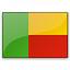 Flag Benin Icon 64x64