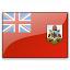 Flag Bermuda Icon 64x64